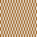 Cole & Son Tile Bronze & Cream Fabric