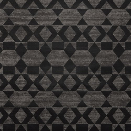 Phillip Jeffries Nomadic Mudcloth On Glazed Abaca Wallpaper - Wallpaper