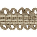 Kravet Railroad Linen Trim