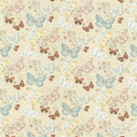 Kasmir BUTTERFLY DIARY MEADOW Fabric