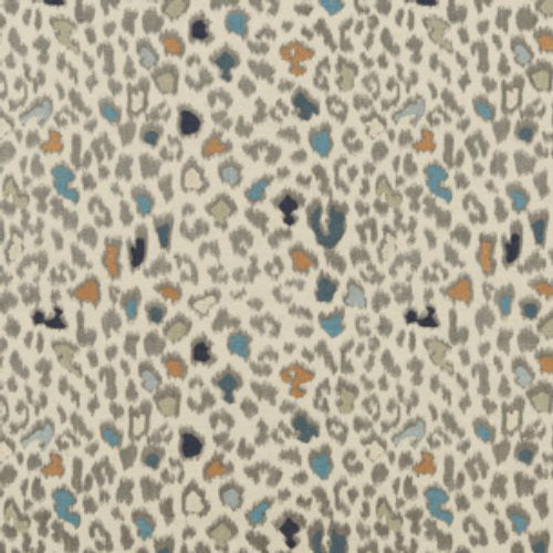 Mulberry Animal Magic Teal Fabric - Fabric