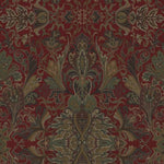Ralph Lauren New Lakota Paisley Canterbury Red Fabric
