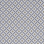 Schumacher Serendipity Smoke & Taupe Fabric