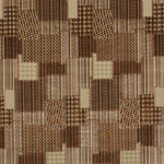 Mulberry Bohemian Patchwork Plum/Spice Fabric