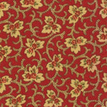 Kasmir Chambri Antique Red Fabric