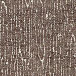 Schumacher Faux Bois Chenille Walnut Fabric