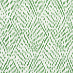 Schumacher Duma Diamond Green Fabric