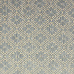 Old World Weavers Quatrefoil Copenhagen Fabric