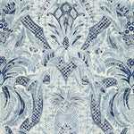 Schumacher CAP FERRAT PACIFIC Fabric