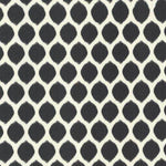 Kasmir Cool Spot Black Fabric