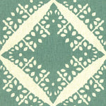 Groundworks Punch Linen Lagoon Fabric