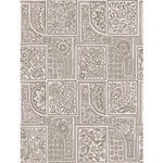 Cole & Son Bellini Stone & Gilver Wallpaper