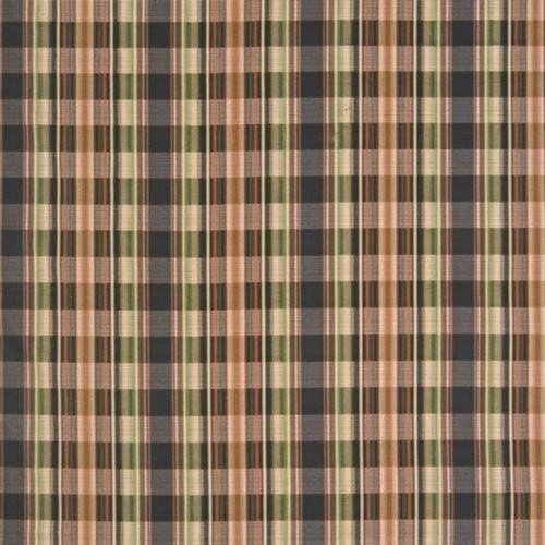 Kasmir Country Club Aubergine Fabric - Fabric