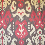 Old World Weavers Isan Ikat Mulberry Fabric