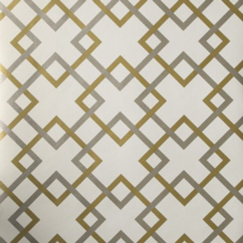 Fabricut 50174W Carrefours Metallic Duo 05 Wallpaper - Wallpaper