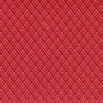 Kasmir Diamond Head Red Fabric