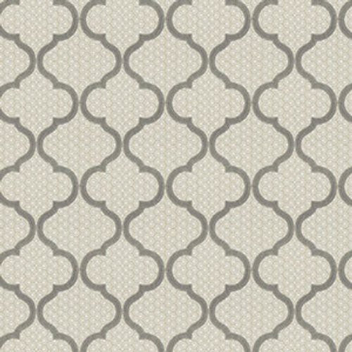 Fabricut Magnetic Ogee Dove Fabric Decoratorsbest