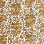 Old World Weavers Veneto Pine Gold Fabric