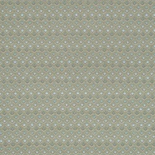 Kasmir Hampton Diamond Sea Fabric - Fabric