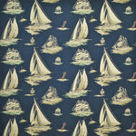 Ralph Lauren Down Easter Boats Atlantic Fabric