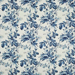 Ralph Lauren Alabama Floral Porcelain Fabric