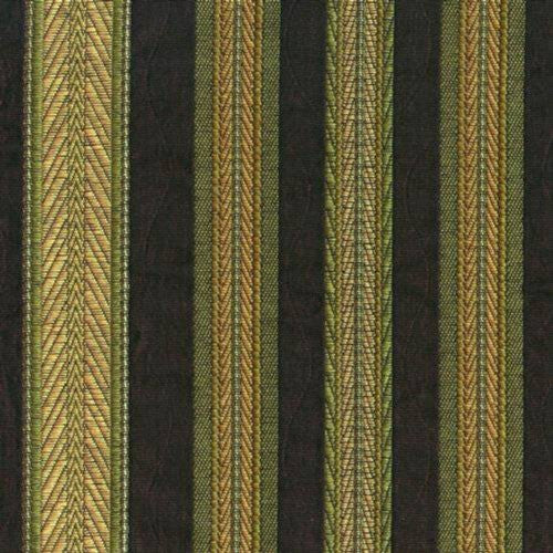 Kasmir Hopetown Black Fabric - Fabric