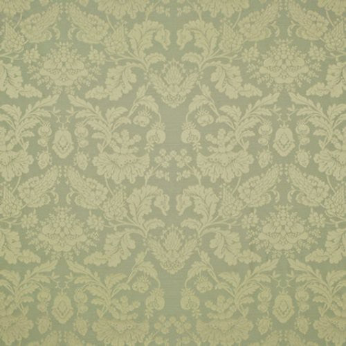 Ralph Lauren Ryders Cove Damask Tarnished Fabric - Fabric