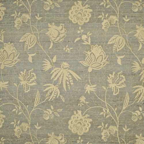 Ralph Lauren Hewes Point Embroide Slate Fabric - Fabric