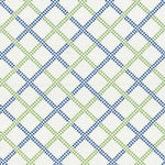 Kasmir Intersection Blueberry Fabric