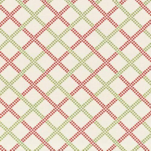 Kasmir Intersection Watermelon Fabric - Fabric