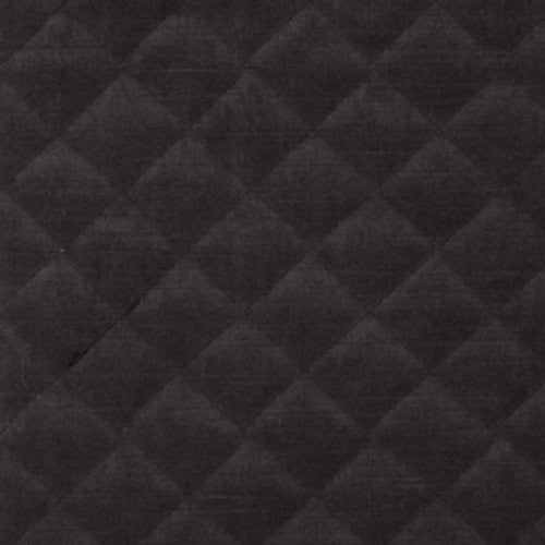 Fabricut Quilted Velvet Flannel Fabric - Fabric