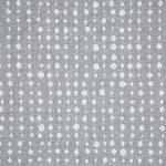 Pindler Droplet Pewter Fabric