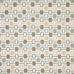 Pindler Chainreaction Travertine Fabric