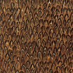 Schumacher Gold Quail Wallpaper