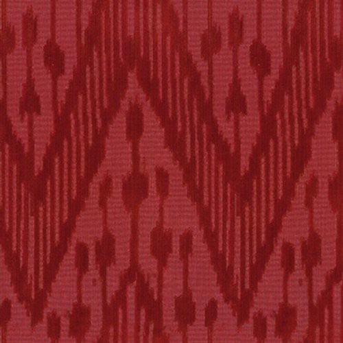 Lee Jofa Caravan Red Fabric - Fabric