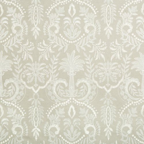 Lee Jofa Golconda Platinum Fabric - Fabric
