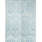 Lee Jofa Sameera Paper Blue/Indigo Wallpaper
