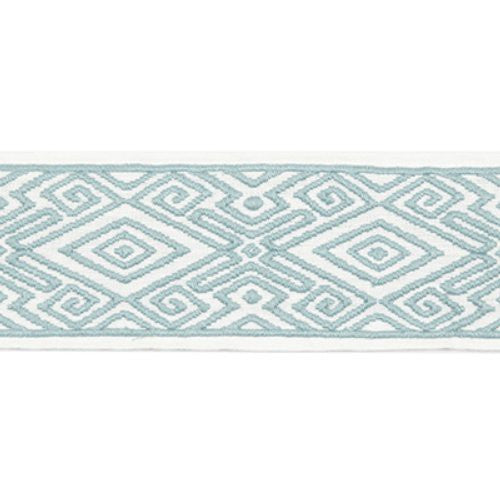 Baker Lifestyle Elvira Braid Soft Blue Trim - Trim