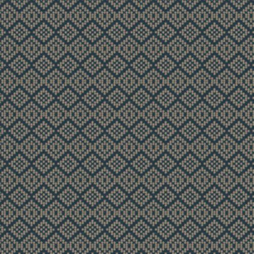 S. Harris Zeavola Blue Earth Fabric - Fabric