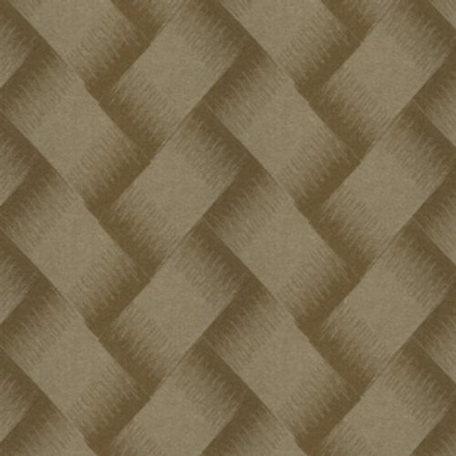 S. Harris Samma Brass Root Fabric - Fabric