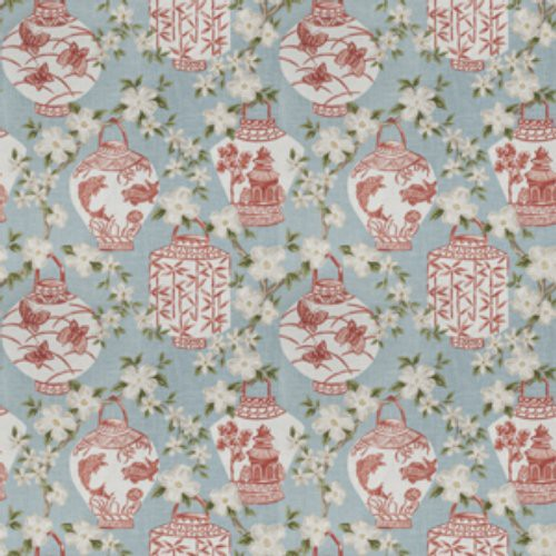 Trend 04174 Coral Reef Fabric - Fabric