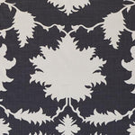 Schumacher Garden Of Persia Charcoal Fabric