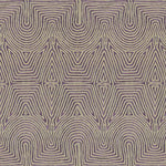 Groundworks Julia Emb Flax/Mauve Fabric