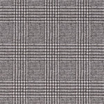 Phillip Jeffries Vinyl Houndstooth Dalmatian Wallpaper