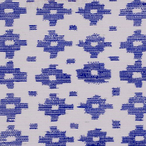 Phillip Jeffries Tulu Cloth Bali Blue On Marshmallow Manila Hemp Wallpaper - Wallpaper