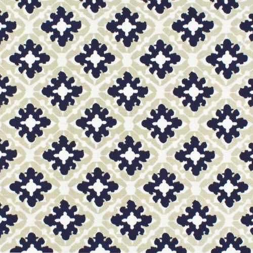 Stout Tile Sand Fabric - Fabric