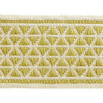 Fabricut Diamondscape Lemongrass Trim