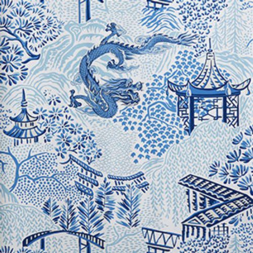 Trend 30007W Blue-01 Wallpaper - Wallpaper