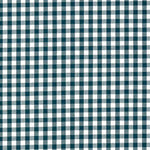 Old World Weavers Poker Check Forest Fabric