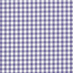 Old World Weavers Poker Check Lavender Fabric